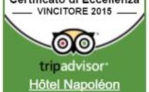 Perchè scegliere l'hotel Napoleon ad Aiaccio ?